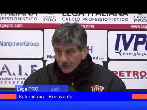 intervista a brini prima di salernitana-benevento,ma tu guarda che dice!