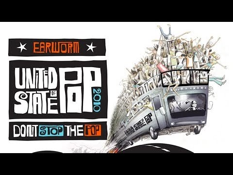 DJ Earworm - United State of Pop 2010 (Don t Stop the Pop) - Mashup of Top 25...