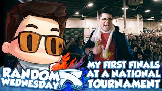 My First Finals At A National Tournament – ZeRo