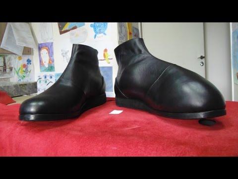 Обувь для отвисающей стопы / Footwear foot droops