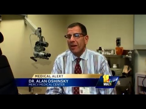 Heart Disease and Stroke Due to Snoring?, Dr. Alan Oshinsky, Mercy Medical Baltimore