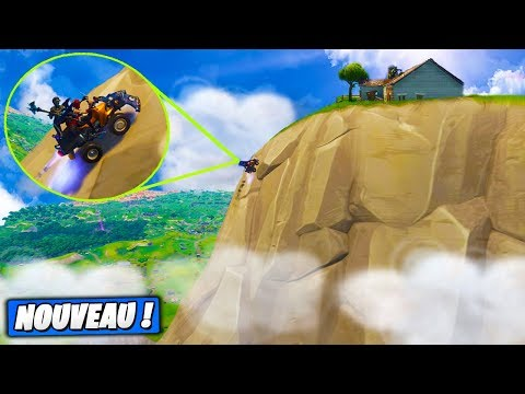 New ! Le Quad à réaction une Dinguerie ! Fortnite Terrain de Jeu