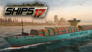 Video Ships 2017 - Cargo Ship Loading & Piloting | First Look MP3, 3GP, MP4, WEBM, AVI, FLV Juli 2018