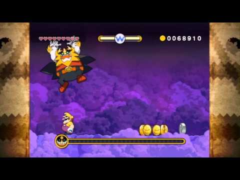 wario land the shake dimension wii part 1