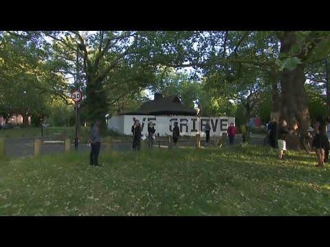 Λονδίνο: «Θρηνούμε μαζί»