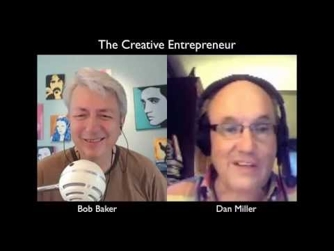 Dan Miller, 48 Days to the Work You Love - Creative Entrepreneur interview #007