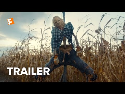 Scary Stories to Tell in the Dark Trailer (2019)   'Jangly Man'   Movieclips Trailers