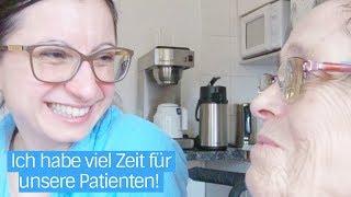 Schiller-Pflege - Viel Zeit für die Patienten