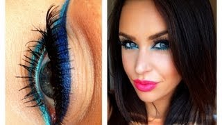 Create Your Own Colorful Liquid Liner! (DIY) - YouTube