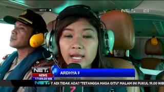 Pencarian hari kesembilan korban AirAsia QZ 8501, tim pencari sisir Teluk Kumai - NET17