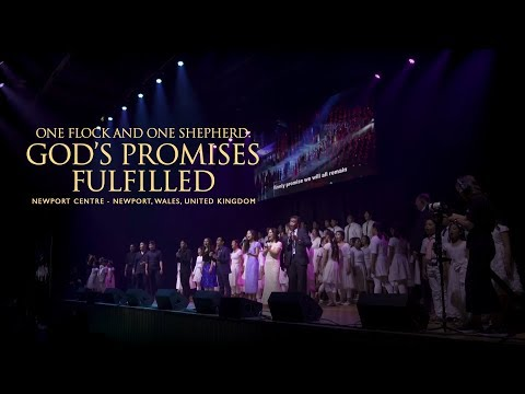 Newport Centre | Newport, Wales, United Kingdom | One Flock and Shepherd: God's Promises Fulfilled