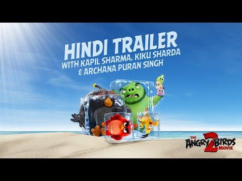 Angry Birds Movie 2 | Hindi Trailer with Kapil Sharma, Kiku Sharda & Archana Puran Singh
