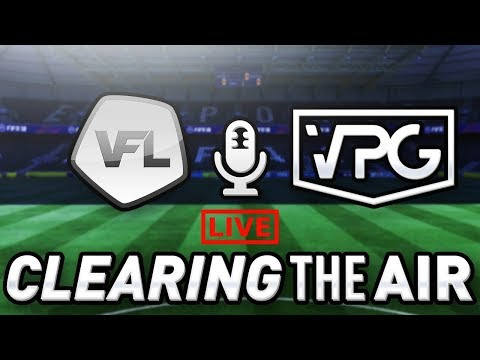 VFL & VPG Owners | Podcast | Clearing the Air