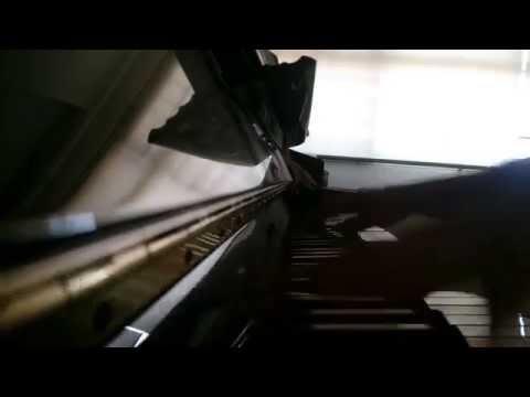 Kanade(奏) - Isshukan friends ED (TV size) piano (видео)