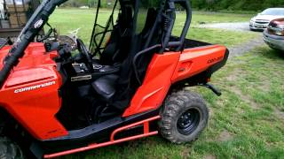 8. Can am commander 800r