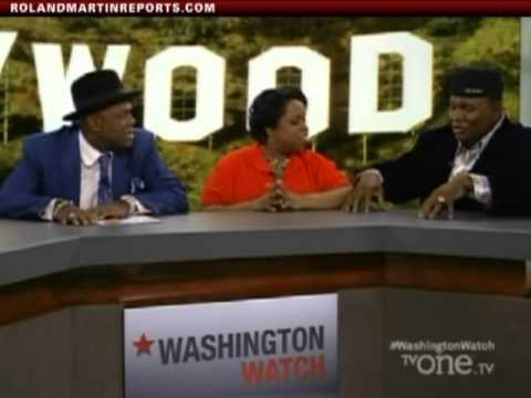 WASHINGTON WATCH HOLLYWOOD EDITION: Comedians Panel w/ Michael Colyer, Dominique & George Wallace