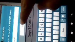 Fake Call and SMS Entries Free YouTube video