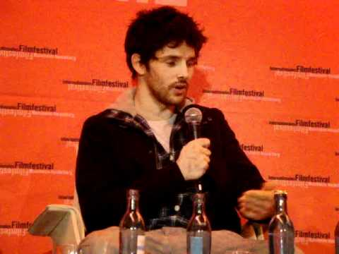 Parked Q&A Mannheim Part 1 with Colin Morgan