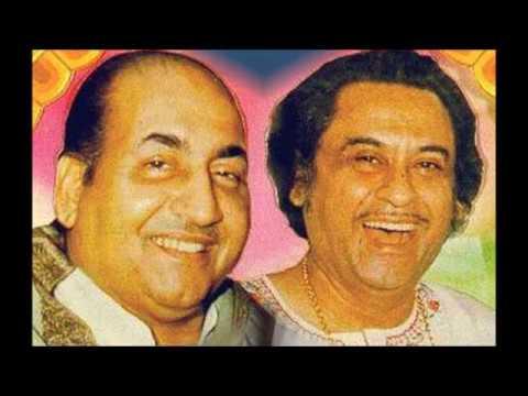 Mohd Rafi and Kishore Kumar_Salamat Rahe Dostana - complete song (Dostana; 1980)