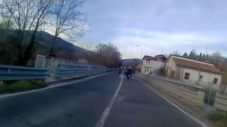7. Val Trebbia Multistrada 1000S ds parte 1   11/03/2017
