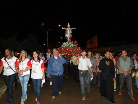 Visita da Imagem Peregrina do Bom Jesus da Lapa a Jardinópolis - SP