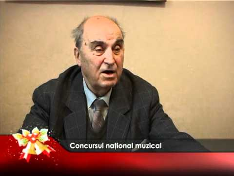 Concursul naţional muzical