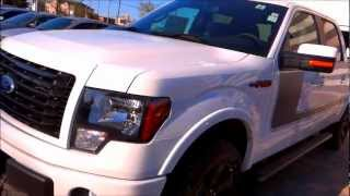 2012 Ford F150 FX4 Pickup Truck Start Up, Exhaust, Interior and Profile