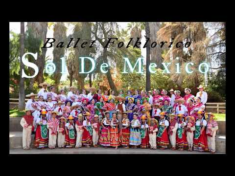 Ballet Folklorico Sol De Mexico 2018-1A