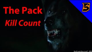 The Pack 2015   Kill Count