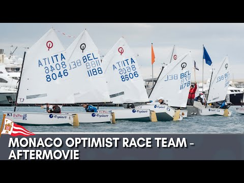 Monaco Optimist Team Race 2018 - Aftermovie