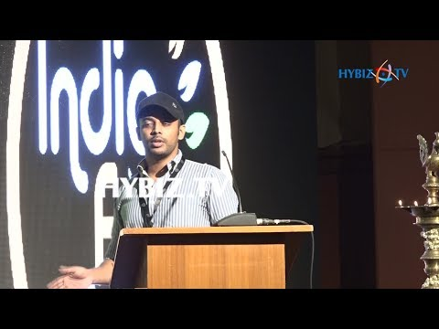 Sujith Reddy,Sierra Cattle-India Fund Fest 2017