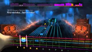 This is the guitar part for holy wars... the punishment due, in rocksmith 2014.