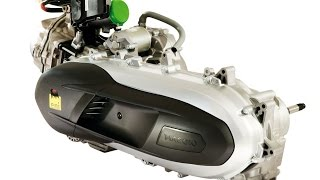 1. 2016 Piaggio BV350 ABS Specs