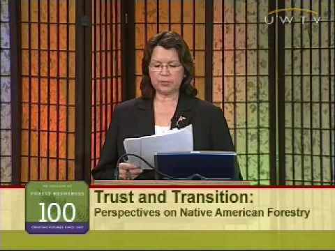 Tribal Forstwirtschaft: Teil 2 - Chancen und Herausforderungen für Tribal Forstwirtschaft