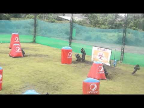 TPOC เทปการแข่งขันเพนท์บอลลีค EP. 1