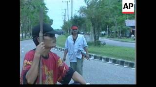 Sampit Indonesia  city pictures gallery : BORNEO: ETHNIC VIOLENCE LATEST