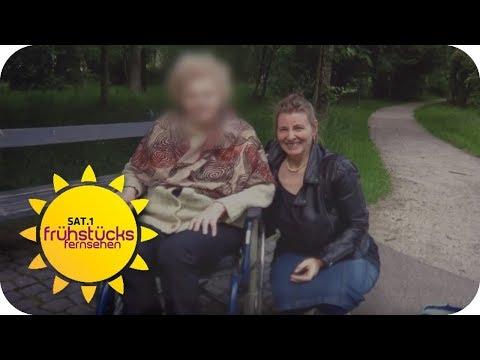 Pflegeheim versteckt Mutter vor ihrer eigenen Tochter | SAT.1 Frühstücksfernsehen | TV
