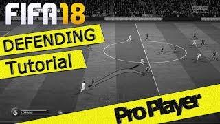 Video FIFA 18 DEFENDING TUTORIAL / PRO PLAYER / FULL GUIDE MP3, 3GP, MP4, WEBM, AVI, FLV Juni 2018