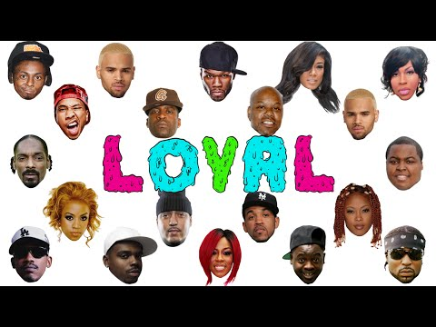 Chris Brown - These Hoes Ain't Loyal - MEGAMIX