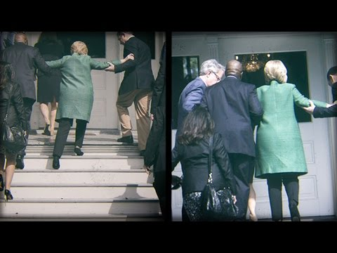HORRIFYING IMAGE OF HILLARY'S CRIPPLING PHYSICAL HEALTH CREATES CAMPAIGN SHOCKWAVES
