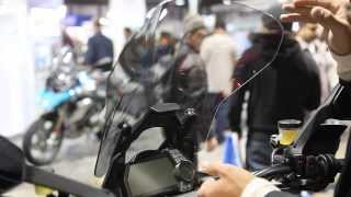 10. 2014 Ducati Multistrada Adjustable Windscreen