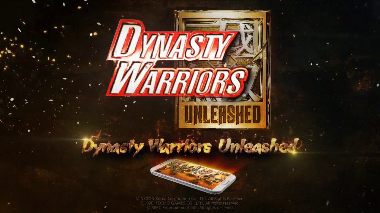 'Dynasty Warriors: Unleashed' has Soft-lanched in Canada