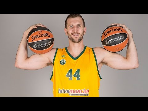 Dunk of the Night: Trent Plaisted, Limoges CSP