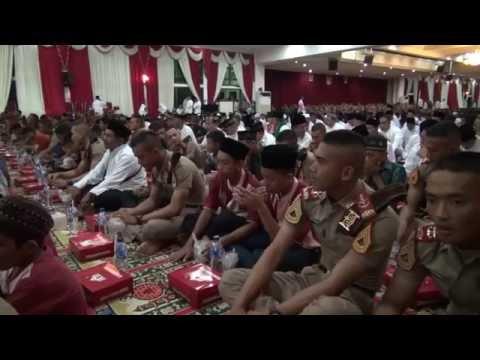 Safari Ramadhan di Gedung Lily Rochly Akademi Militer, Magelang