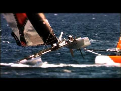 Extreme Sailing Series 2010 Trapani Promo