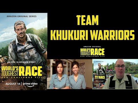World's Toughest Race: Eco-Challenge Fiji - Team Khukuri Warriors