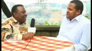 EthioTube Presents Ethiopian Comedian Abiye Melaku (Jammy)