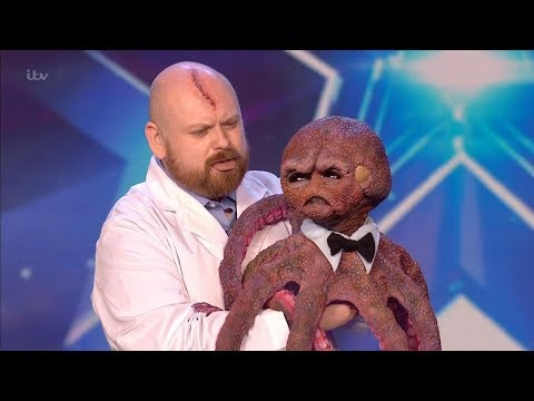 Britain's Got Talent 2020 Mr. Cuddles Full Audition S14E01