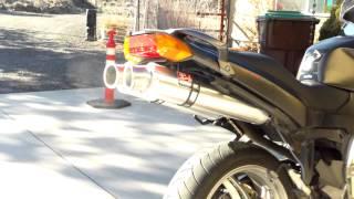 9. Aprilia RST1000 Futura Yoshimura Exhaust with H-Pipe