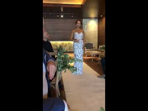 Video Bride's Touching Tribute For Deaf Husband At Their Wedding download in MP3, 3GP, MP4, WEBM, AVI, FLV January 2017